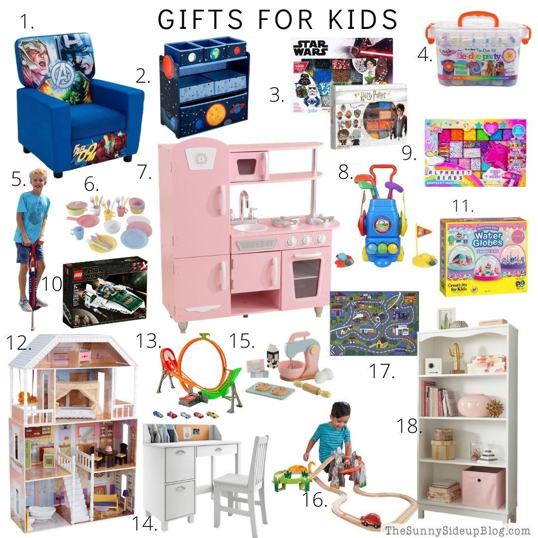 Gifts for kids (thesunnysideupblog)