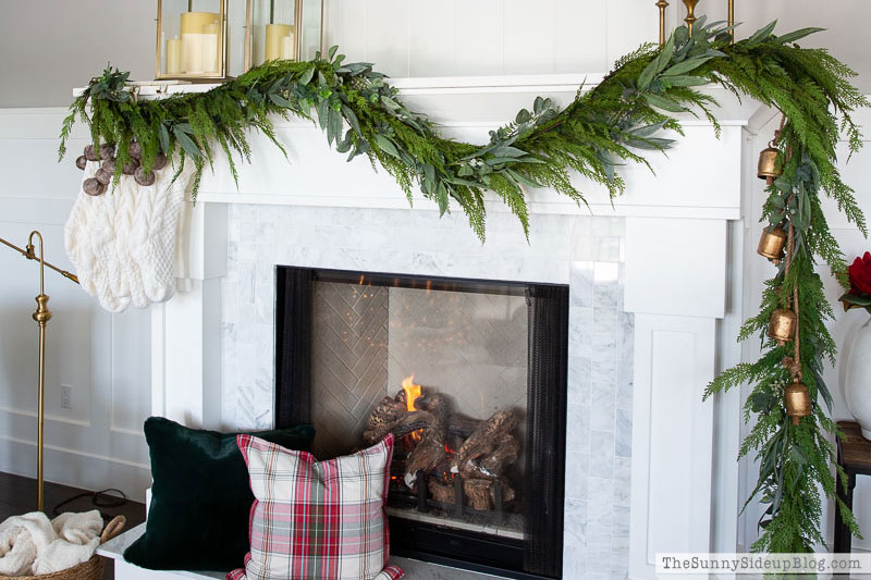 Christmas Mantel & Weekend Sales
