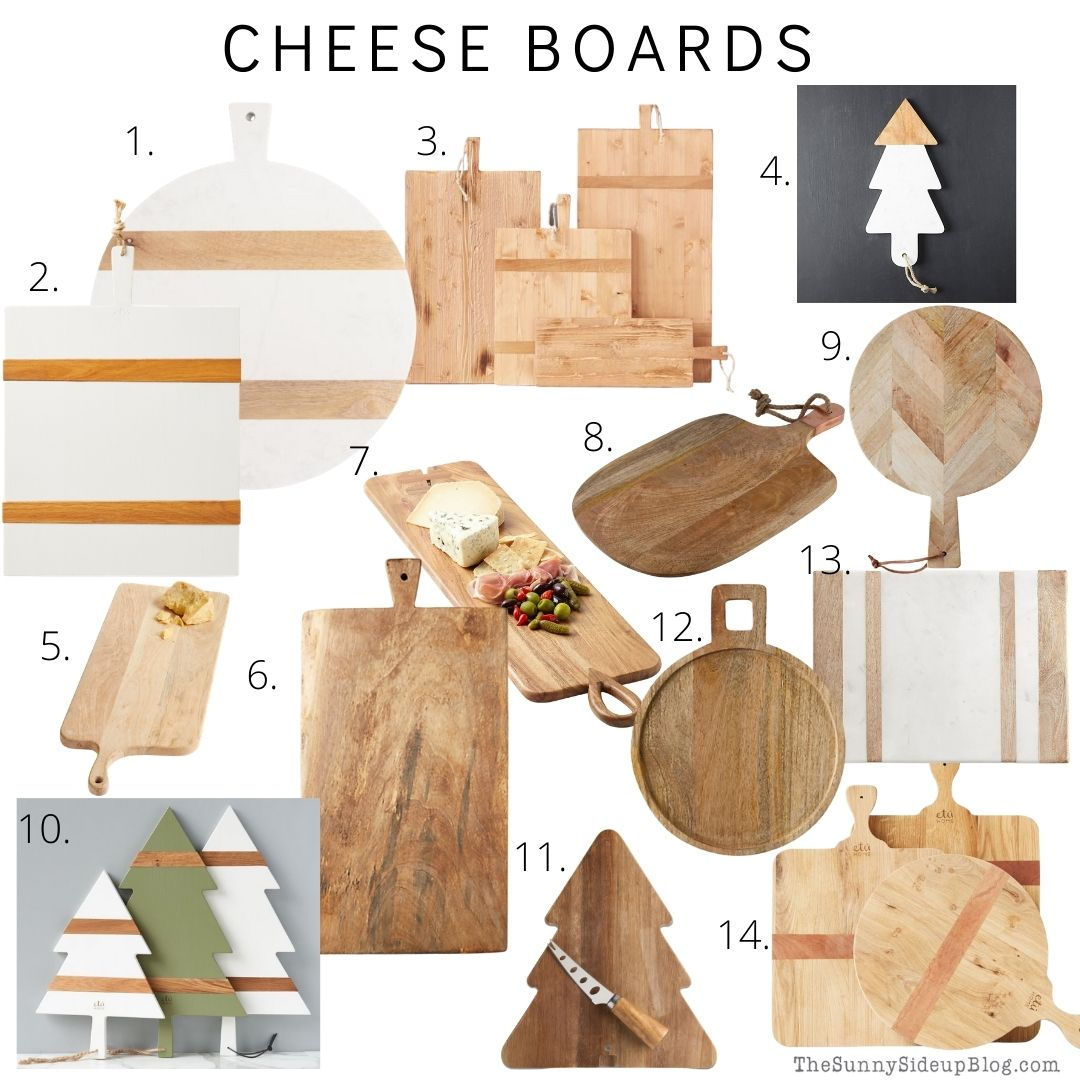 cheese boards (thesunnysideupblog)