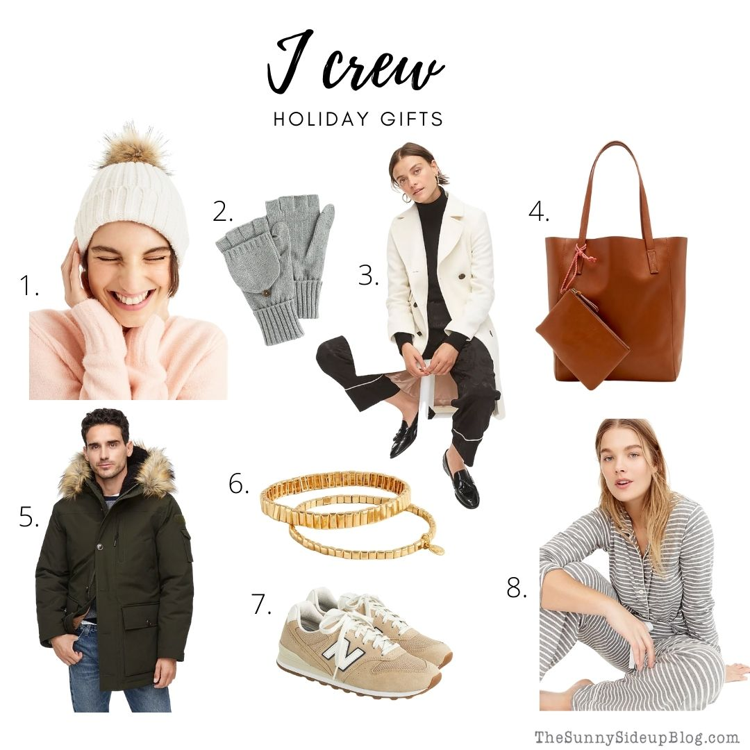 J Crew Holiday Gifts (thesunnysideupblog.com)