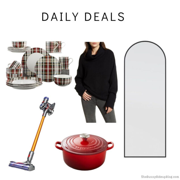 Daily Deals (Sunny Side Up)