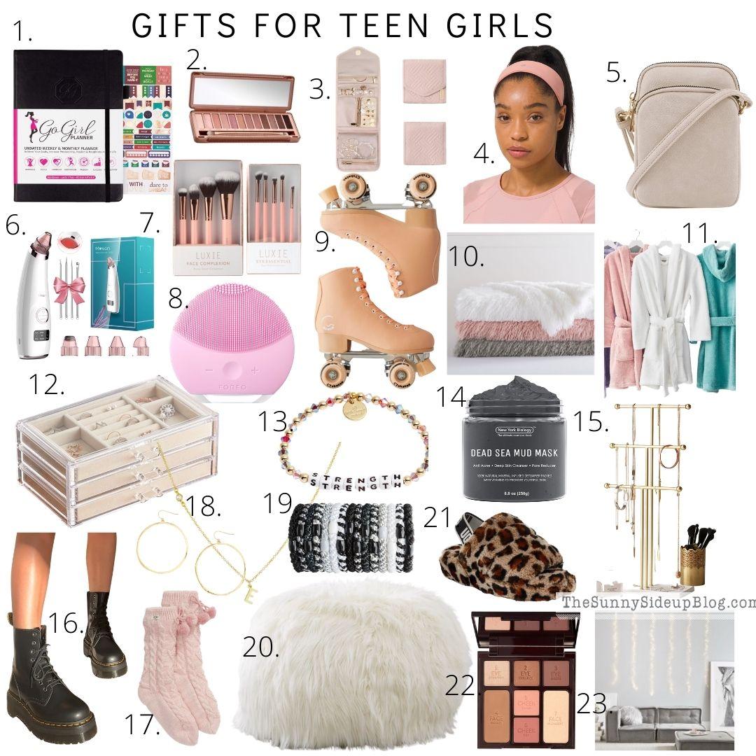 Gifts For Teen Girls (thesunnysiedeupblog.com)