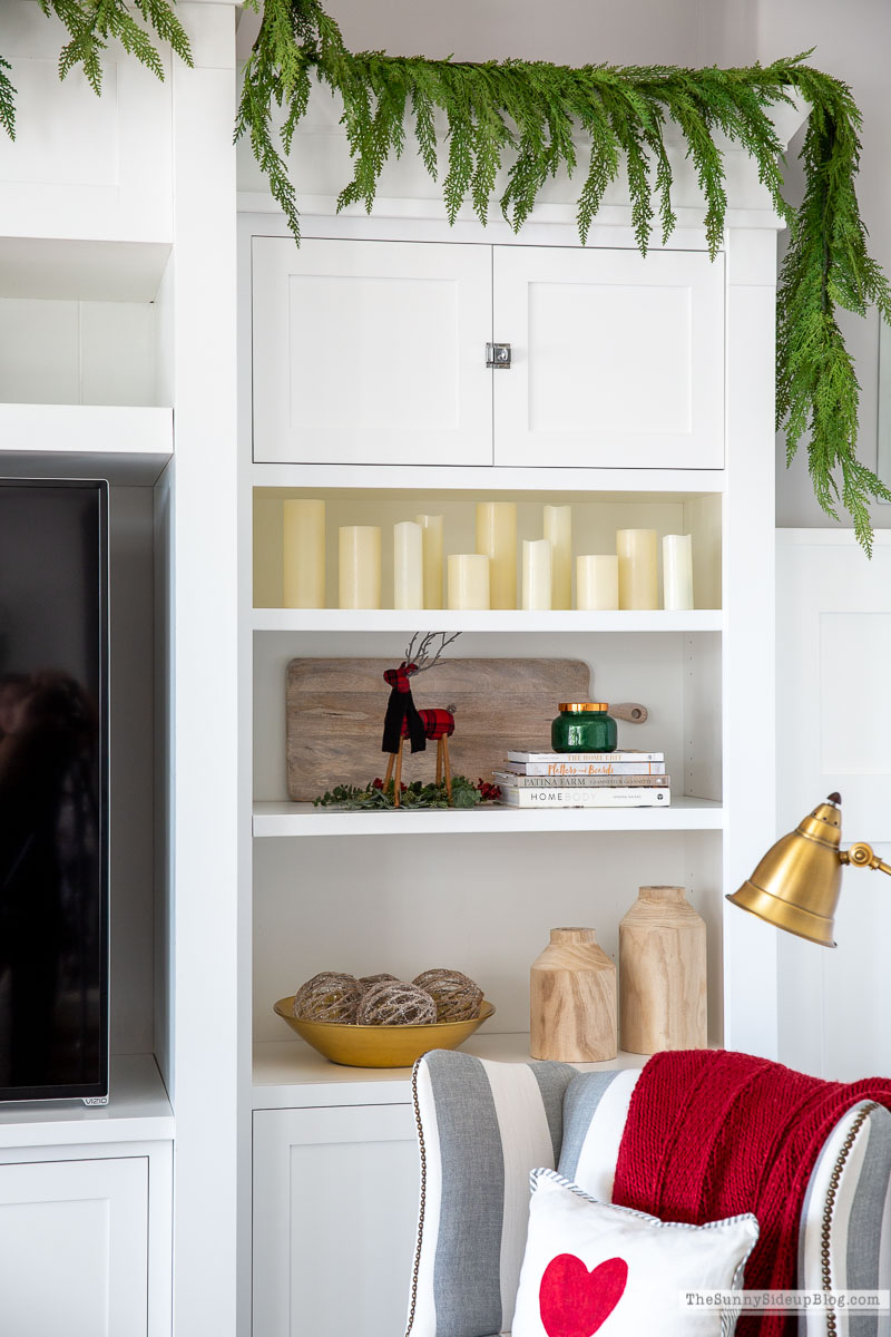 Christmas Family Room (Sunny Side Up)