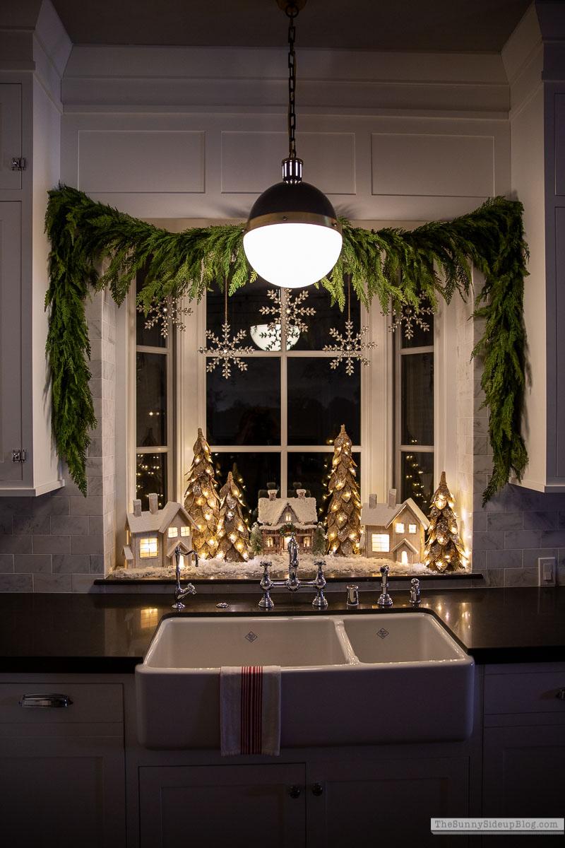 Christmas Kitchen (Sunny Side Up)