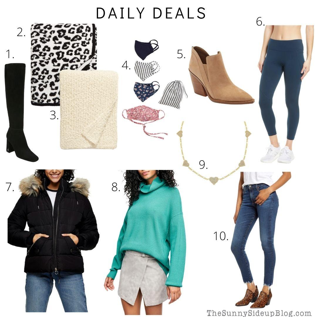 Daily Deals Nordstrom (thesunnysideupblog.com)