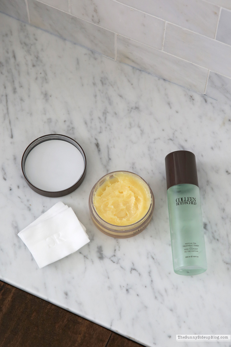 My Skin Care Routine (Sunny Side Up)