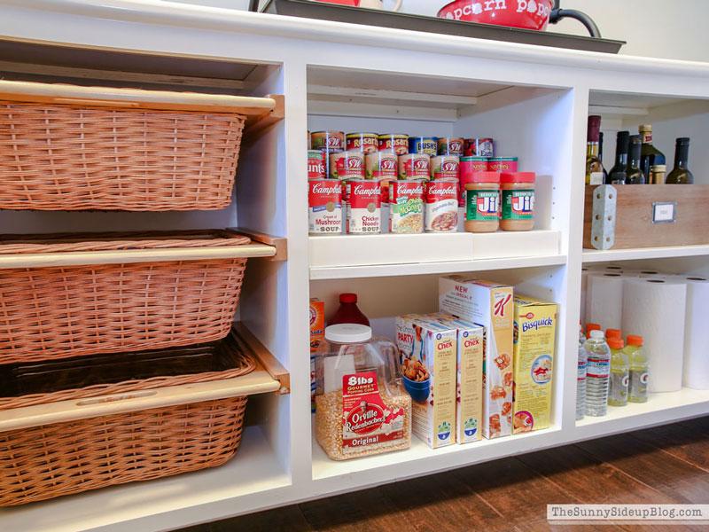 kitchen organization (Sunny Side Up)