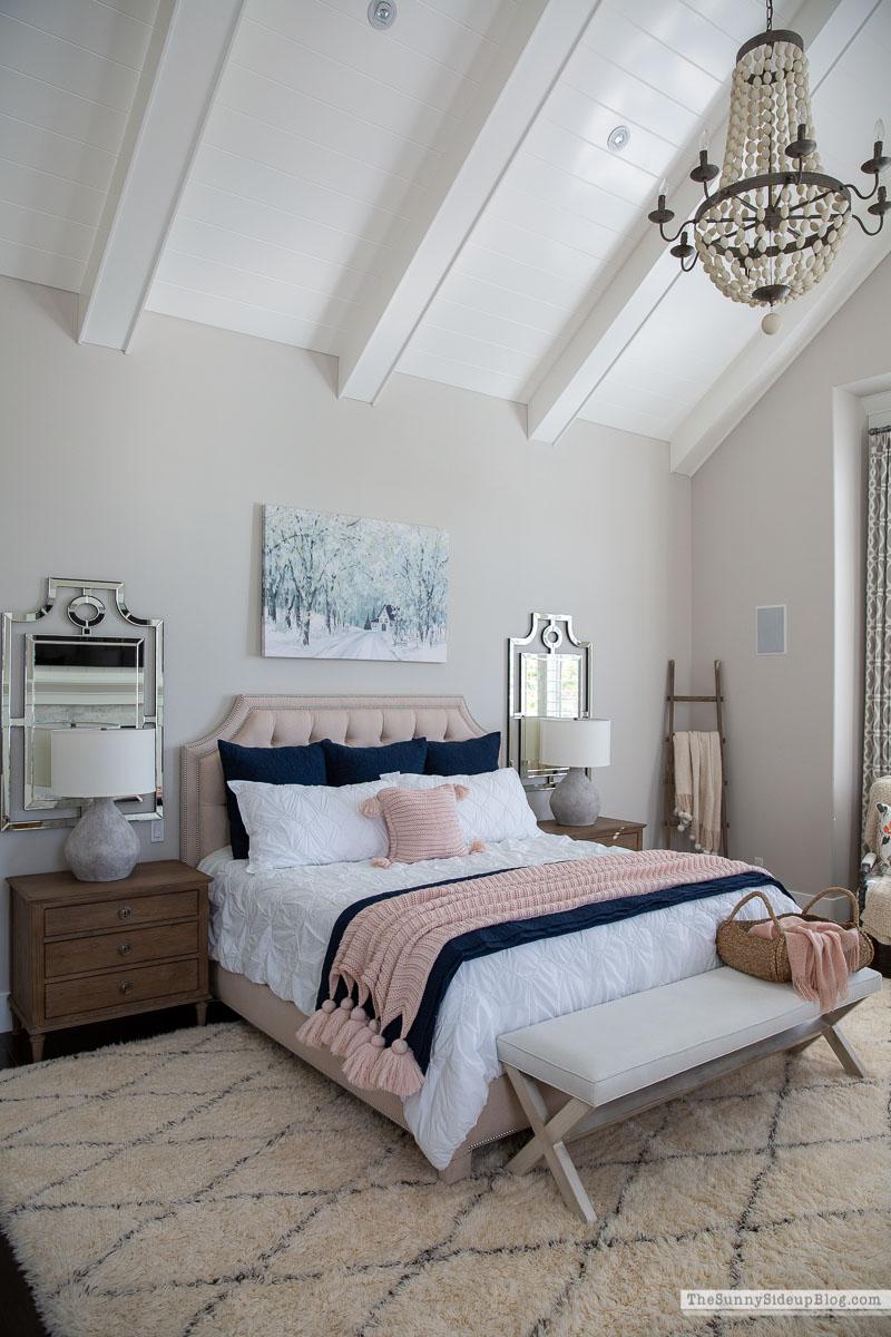 Bedroom Organization (Sunny Side Up)