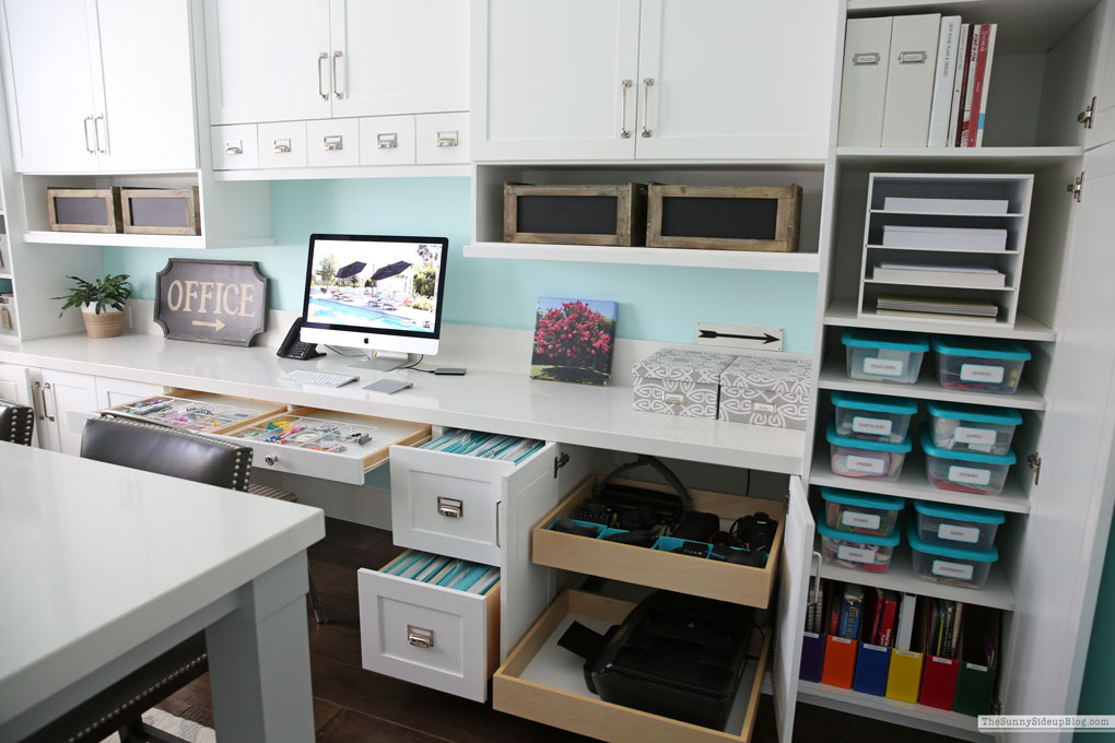 Paper and Office Organization