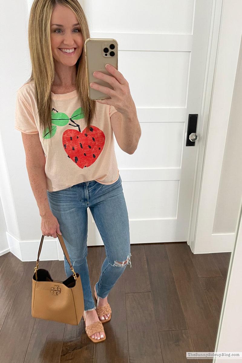 Recent Fashion Favorites (Sunny Side Up)