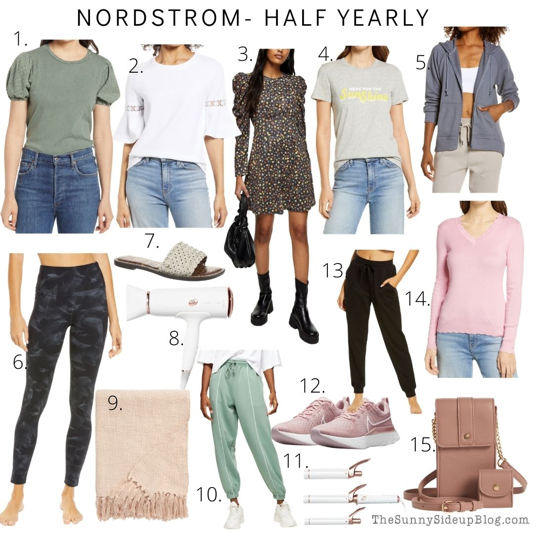 Nordstrom Half-yearly Sale (thesunnysideupblog.com)