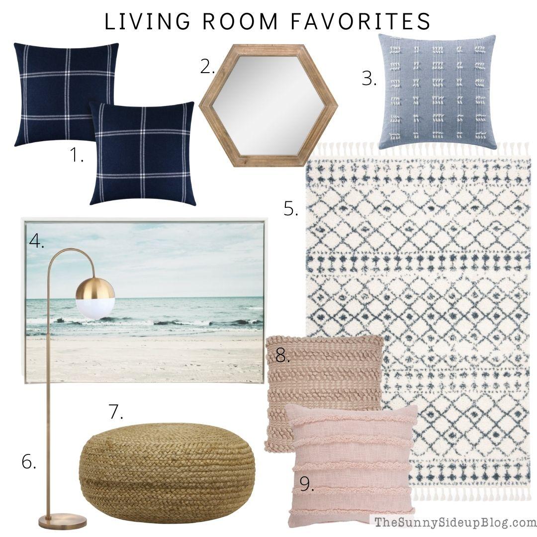 Living Room Favorites (thesunnysideupblog.com)