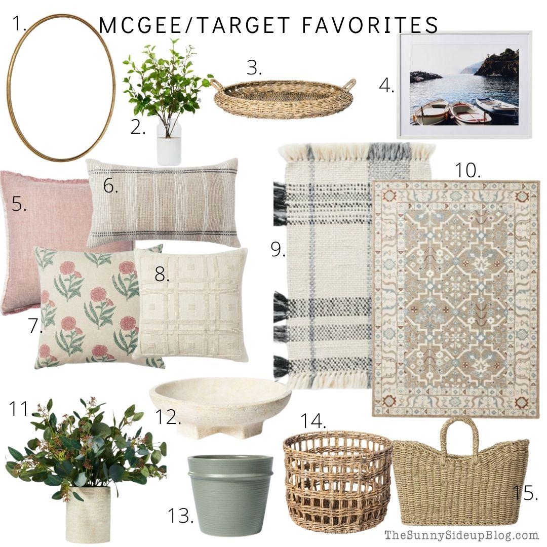 McGee Favorites At Target (thesunnysideupblog.com)