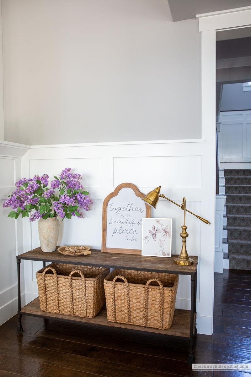 Spring Living Room (Sunny Side Up)