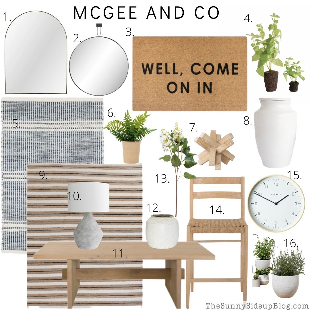 McGee and Co (thesunnysideupblog.com)