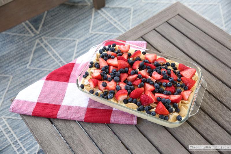 Easy Shopping & Summer Dessert