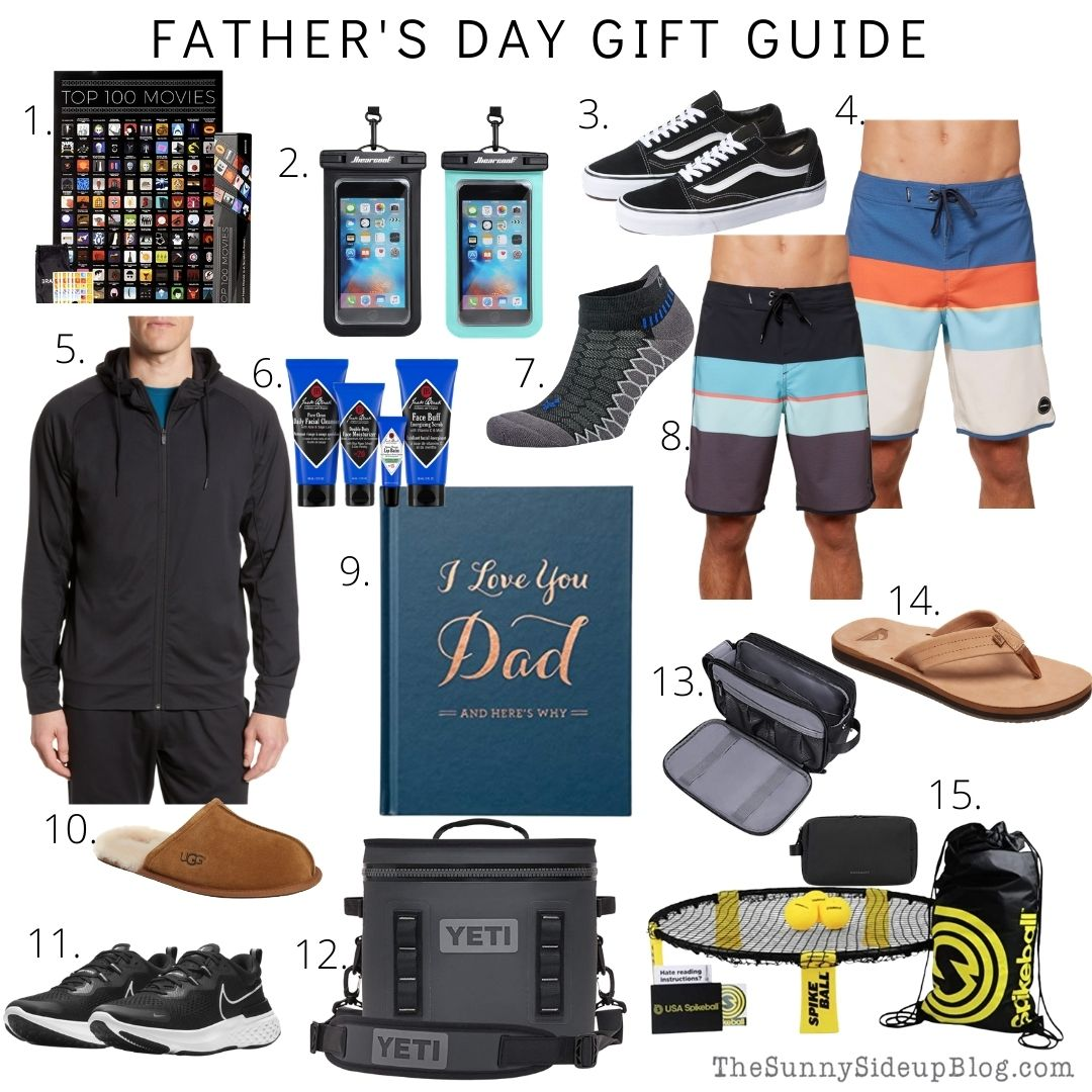 Father's Day Gift Guide (thesunnysideupblog.com)