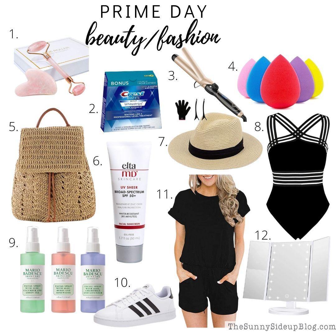 prime day beauty and fashion (thesunnysideupblog.com)
