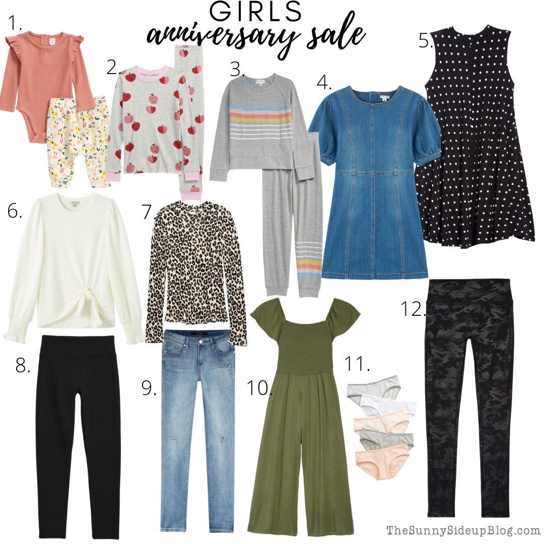 Nordstrom Anniversary Sale Girls (thesunnysideupblog.com)