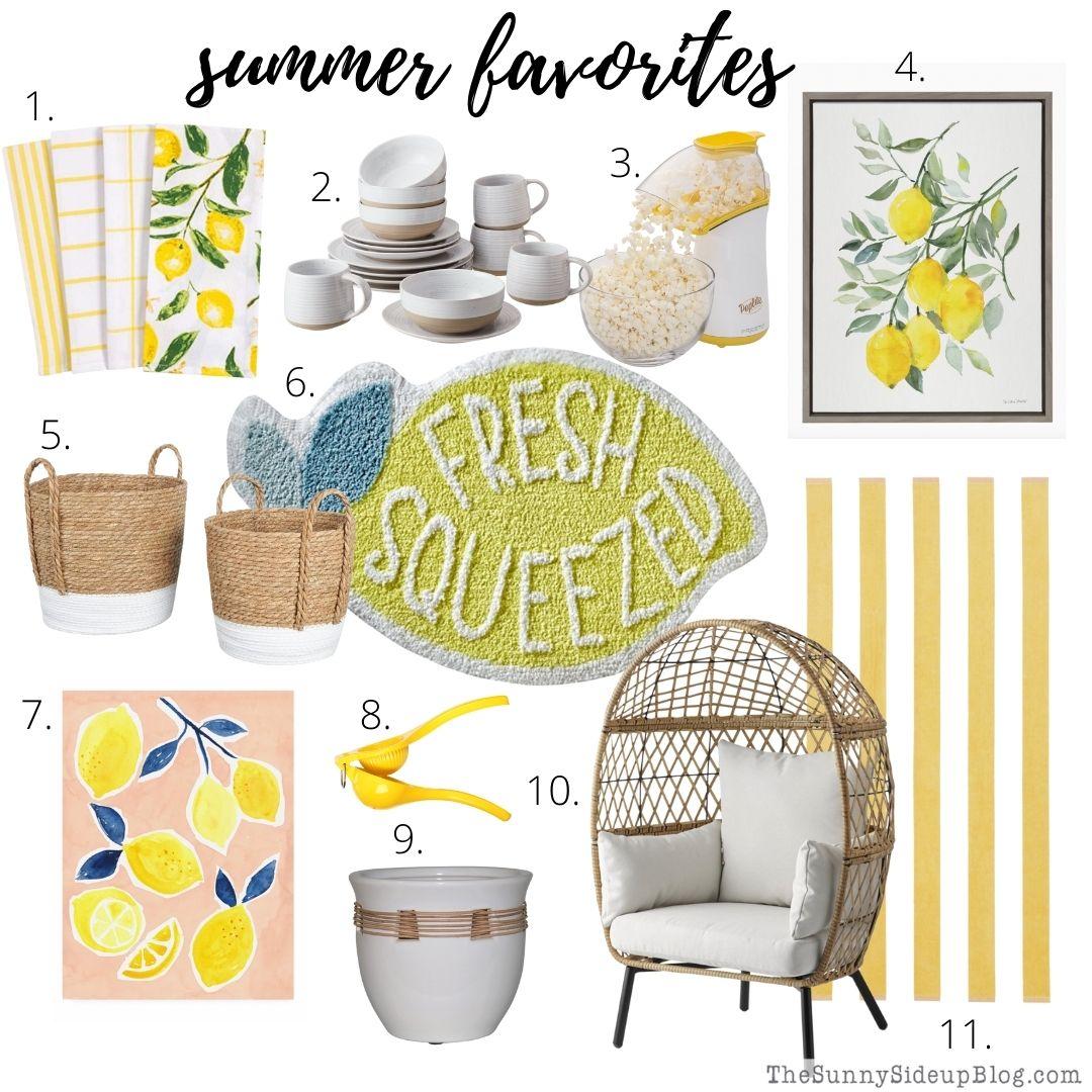 Walmart summer favorites (thesunnysideupblog.com)
