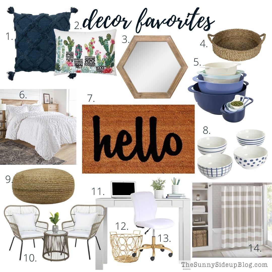 Walmart Home Favorites (thesunnysideupblog.com)