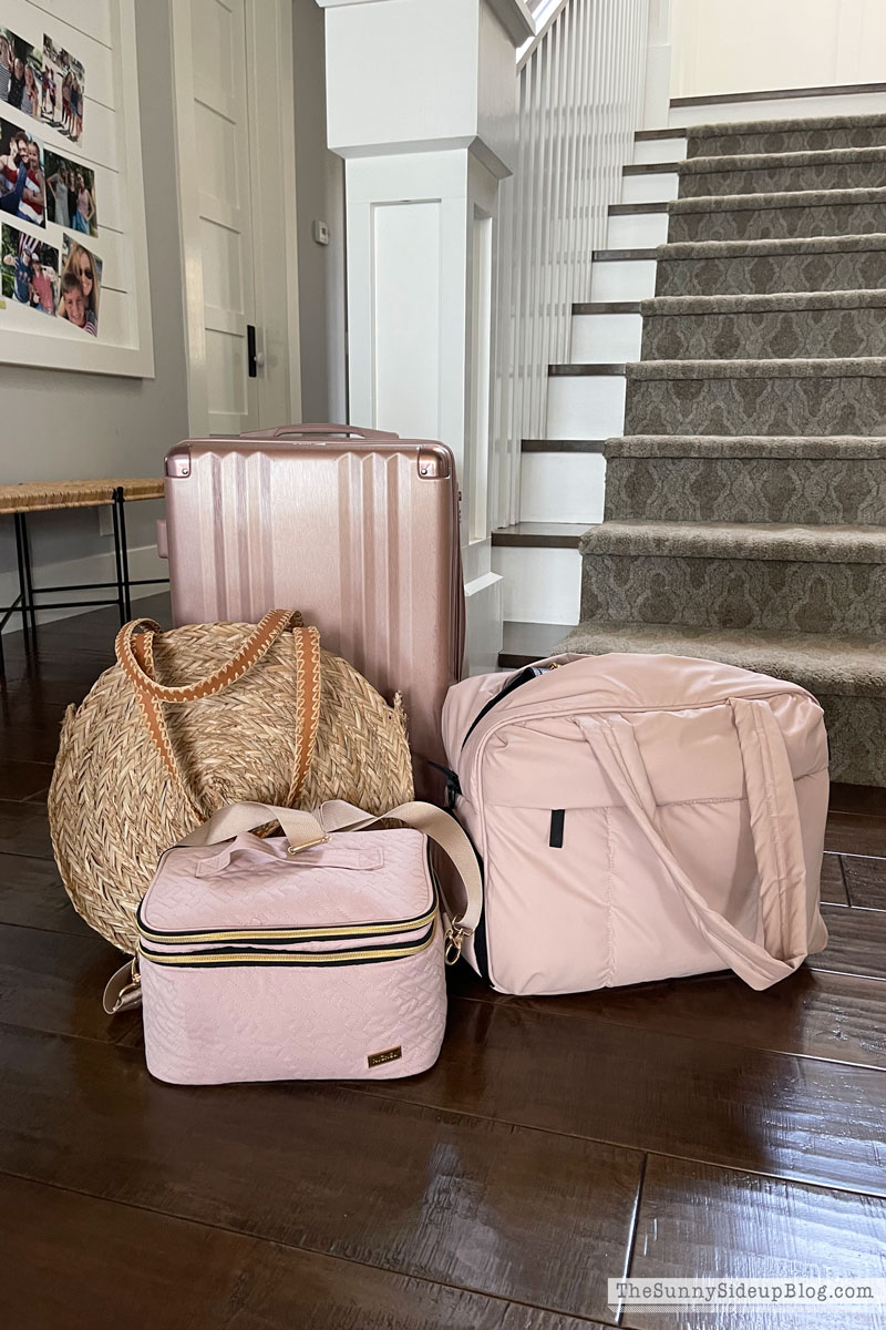 travel bags (Sunny Side Up)