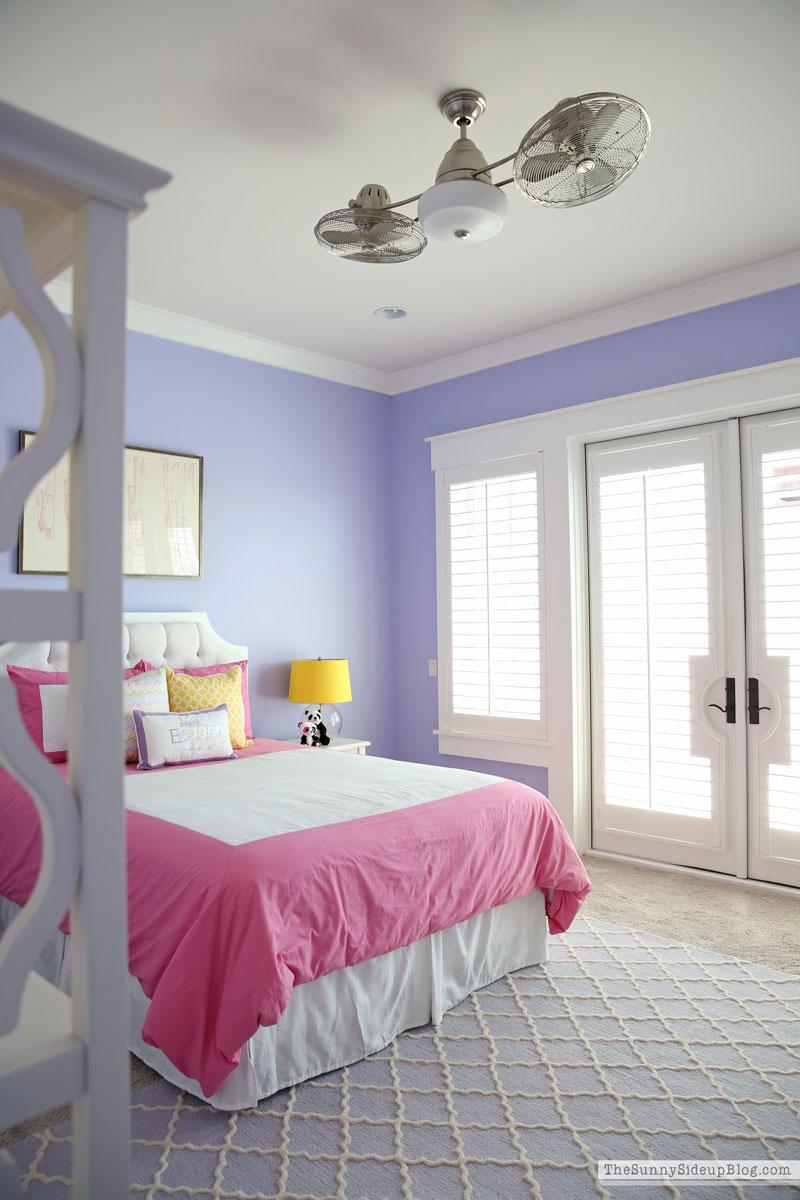 Teen bedroom update (Sunny Side Up)