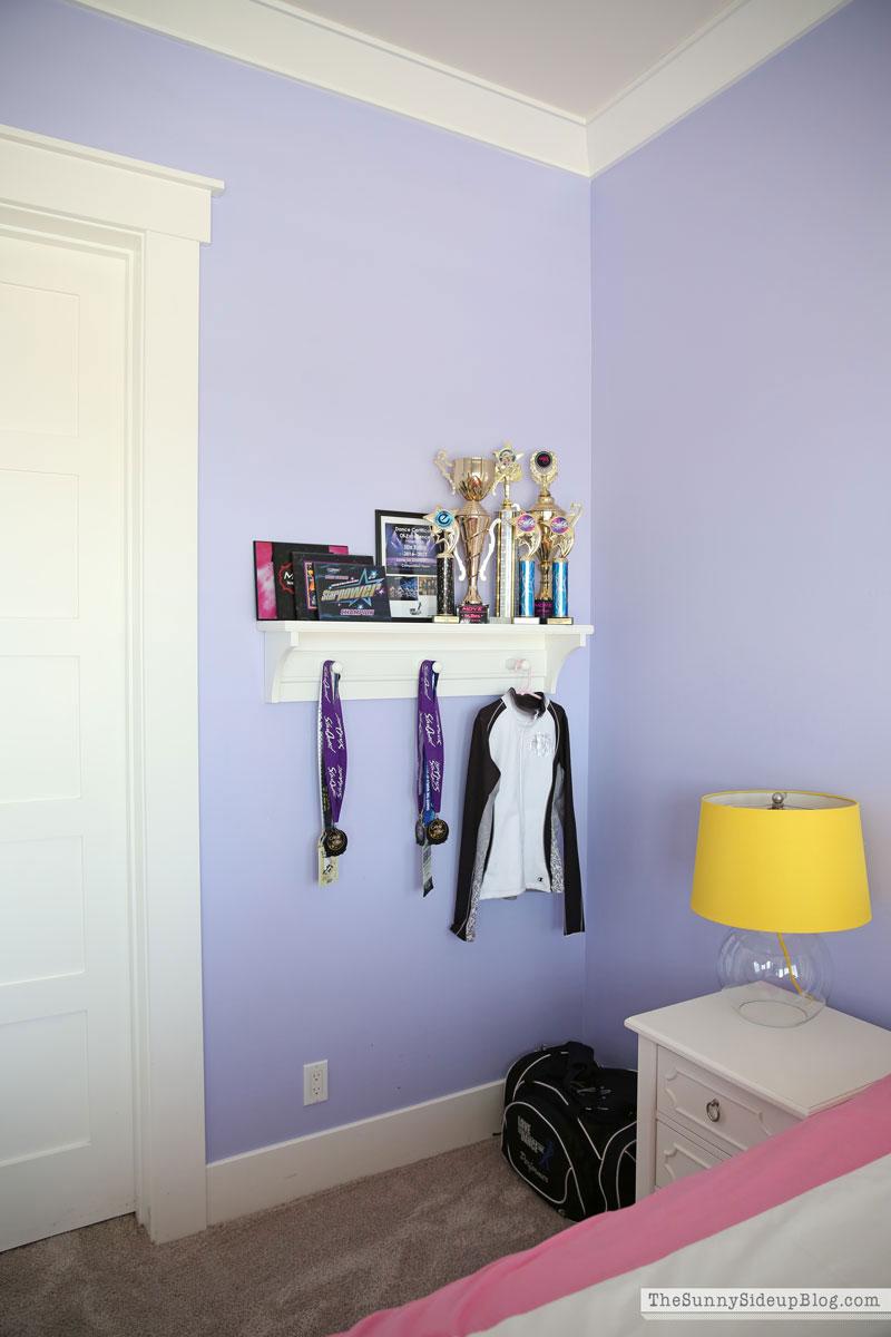Teen girl bedroom update (Sunny Side Up)